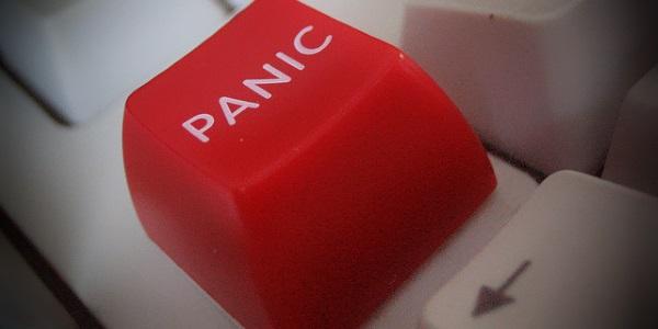Boton del panico por Krysten Newby