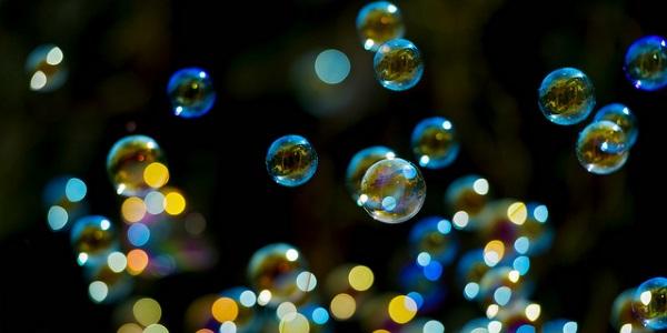 Burbujas por Tambako The Jaguar