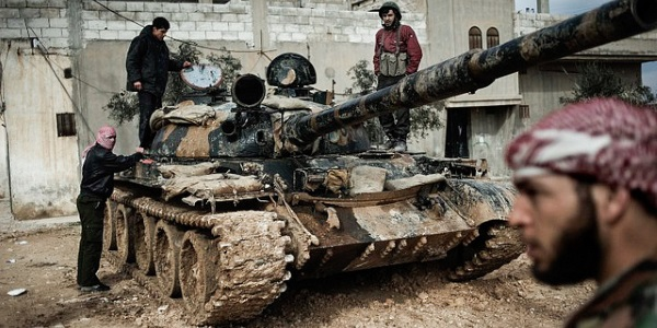 Guerra Siria 6 por Freedom House