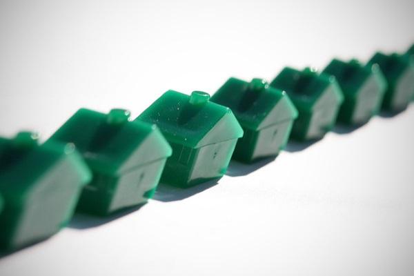 Casa monopoly por woodleywonderworks