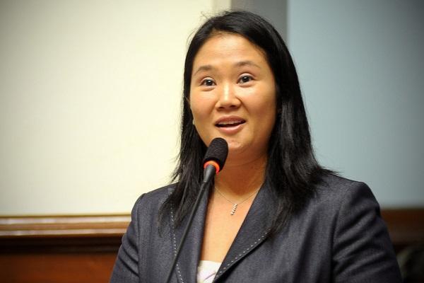 Keiko Fujimori por Congreso de la Republica del Peru