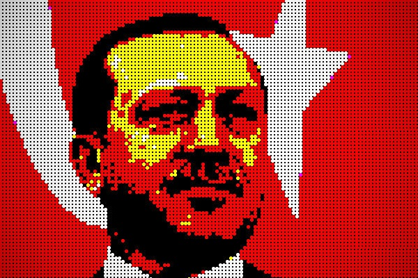 Erdogan por Democracy Chronicles
