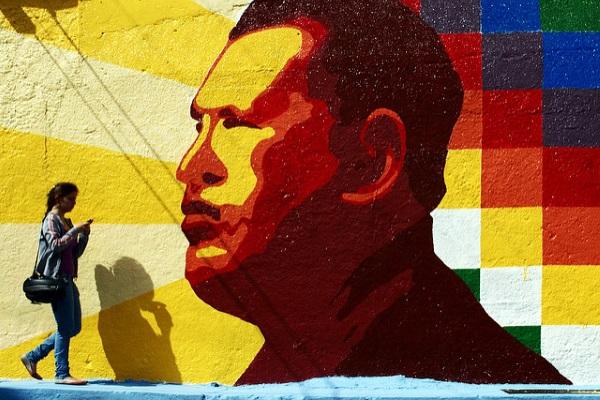 Hugo Chavez por David Hernandez