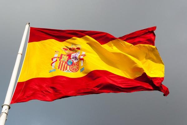 Bandera de España por er Guiri
