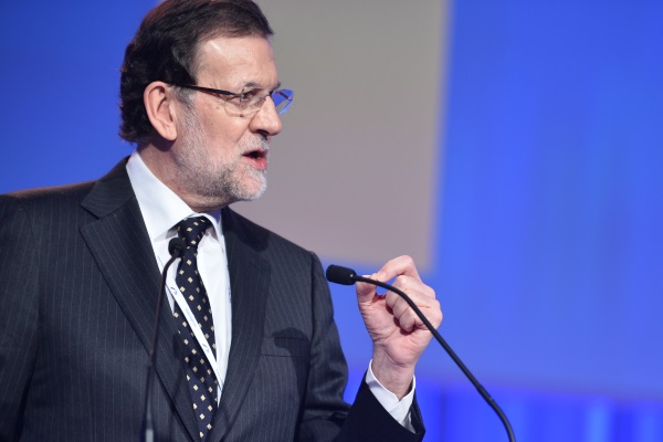 Mariano Rajoy poy European Peoples Party