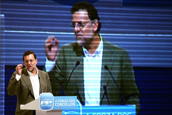 Mariano Rajoy por Partido Popular de Galicia
