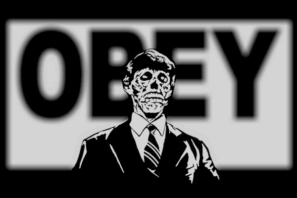 OBEY por deanoakley