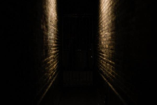 Oscuridad por Mark Jensen