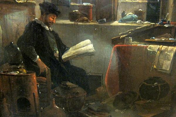 Alquimista por Chris Waits