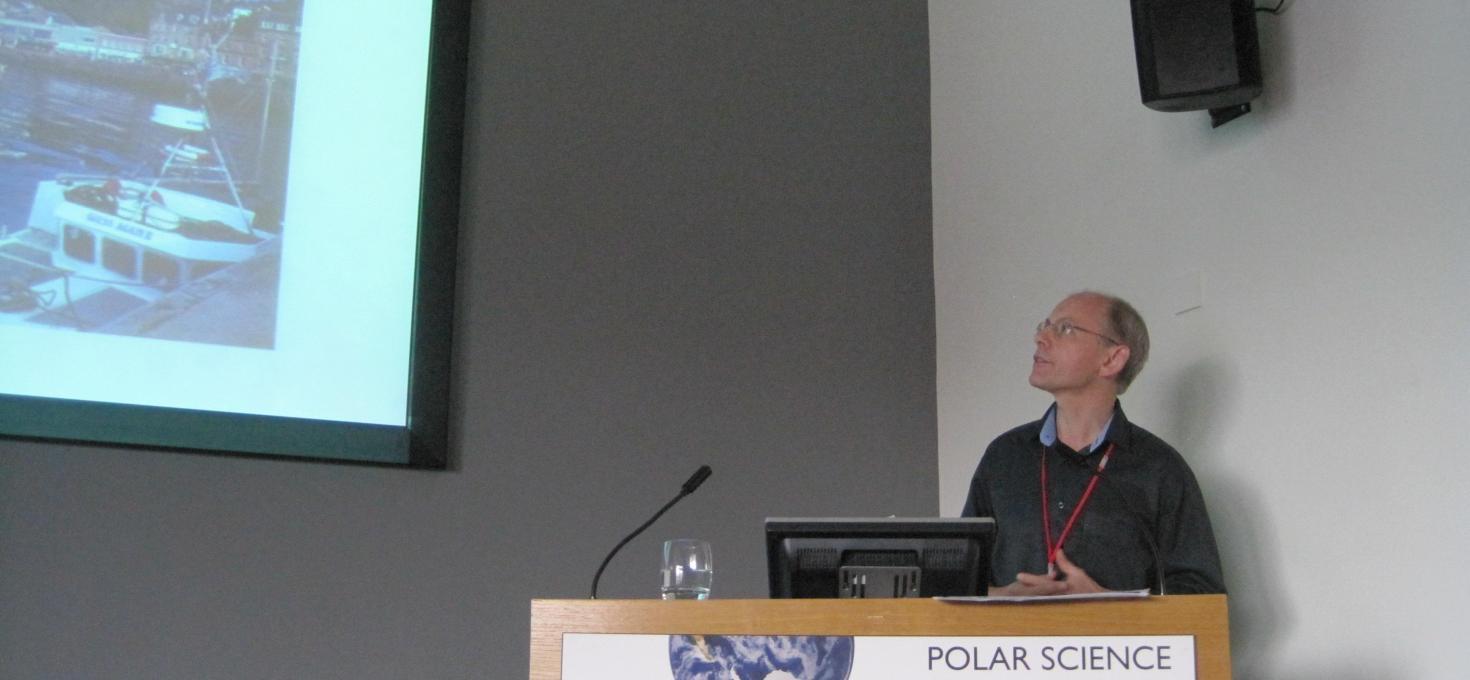 Polar biology and ecosystems workshop a success!