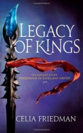 Friedman, Celia S - Magister 3 - Legacy of Kings