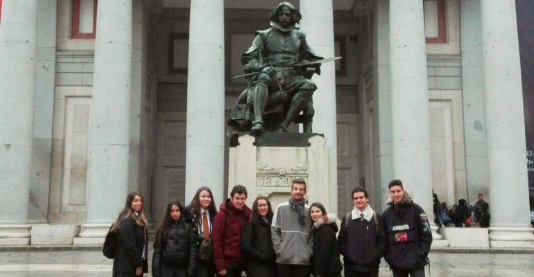 Bachillerato visita el Museo del Prado