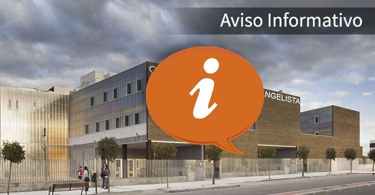 Aviso Informatico ColegioSJE