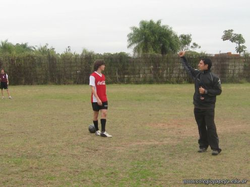 Amistoso Pre Copa Coca Cola 15