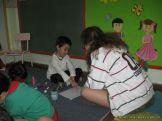 Alumnos de 6to año con Jardineros 17