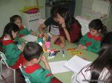 Alumnos de 6to año con Jardineros 4