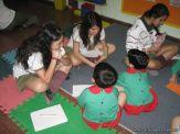 Alumnos de 6to año con Jardineros 6