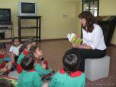 Lectura en Biblioteca 48