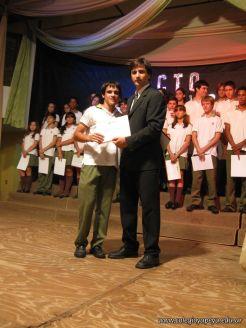 Acto de Clausura de la Secundaria 2009 102