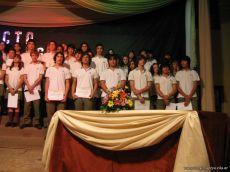 Acto de Clausura de la Secundaria 2009 108