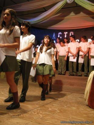 Acto de Clausura de la Secundaria 2009 113