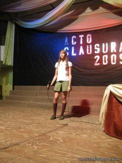 Acto de Clausura de la Secundaria 2009 121