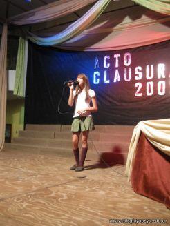 Acto de Clausura de la Secundaria 2009 122