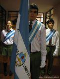 Acto de Clausura de la Secundaria 2009 3