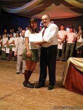 Acto de Clausura de la Secundaria 2009 75