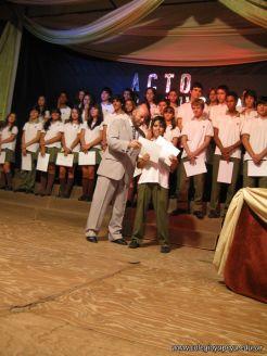 Acto de Clausura de la Secundaria 2009 87