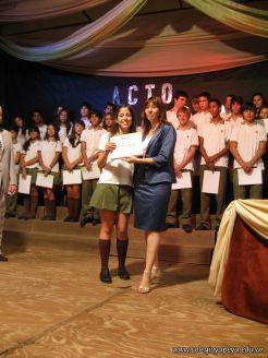 Acto de Clausura de la Secundaria 2009 88