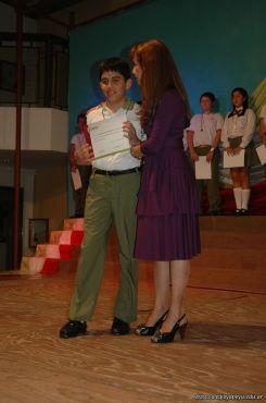 Acto de Colacion de Primaria 2009 124