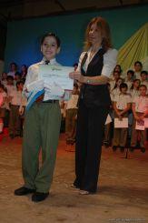 Acto de Colacion de Primaria 2009 216