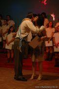 Acto de Colacion de la Promocion 2009 100
