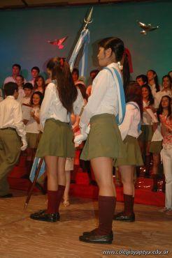 Acto de Colacion de la Promocion 2009 157