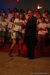 Acto de Colacion de la Promocion 2009 204