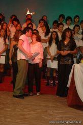 Acto de Colacion de la Promocion 2009 217