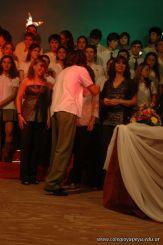 Acto de Colacion de la Promocion 2009 230