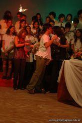 Acto de Colacion de la Promocion 2009 244