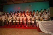 Acto de Colacion de la Promocion 2009 256