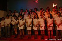 Acto de Colacion de la Promocion 2009 257