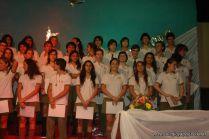 Acto de Colacion de la Promocion 2009 258