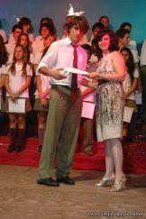 Acto de Colacion de la Promocion 2009 263