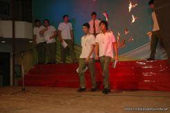 Acto de Colacion de la Promocion 2009 323
