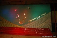 Acto de Colacion de la Promocion 2009 325