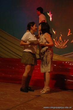Acto de Colacion de la Promocion 2009 34