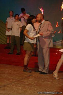 Acto de Colacion de la Promocion 2009 72
