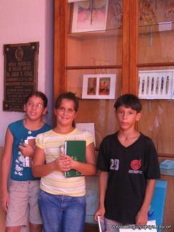 Visita a la Curaduria del Colegio 21