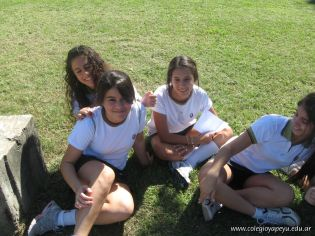 1ros Días de Campo de la Secundaria 4
