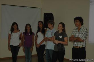 Bienvenida a alumnos nuevos de la Secundaria 33